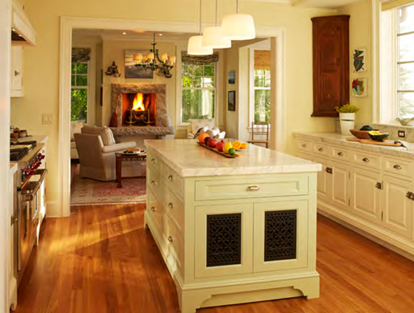 Northeast Harbor Kitchen Island